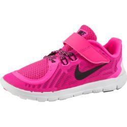 Photo of Nike Kinder Freizeitschuhe Free 5.0, Größe 37 ½ in Pink NikeNike