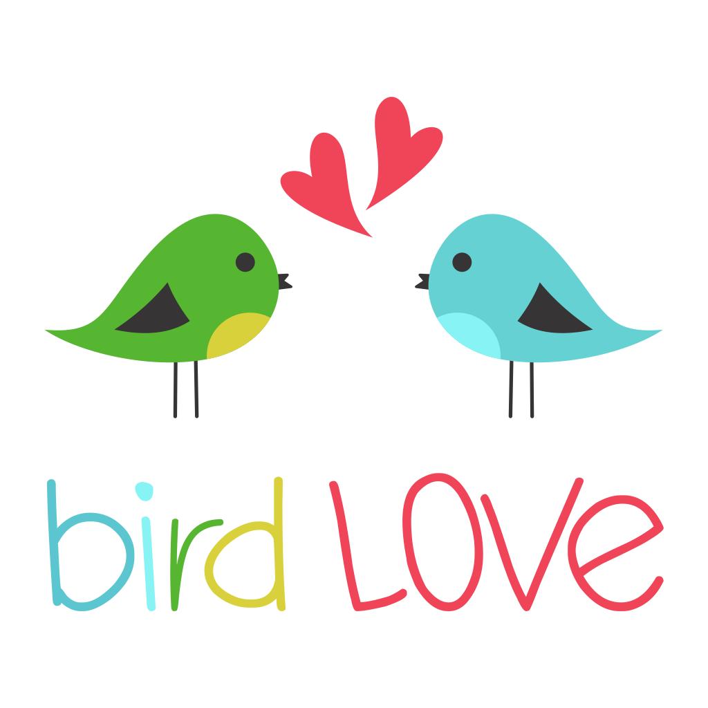 Bird Love Design Bird Love Words