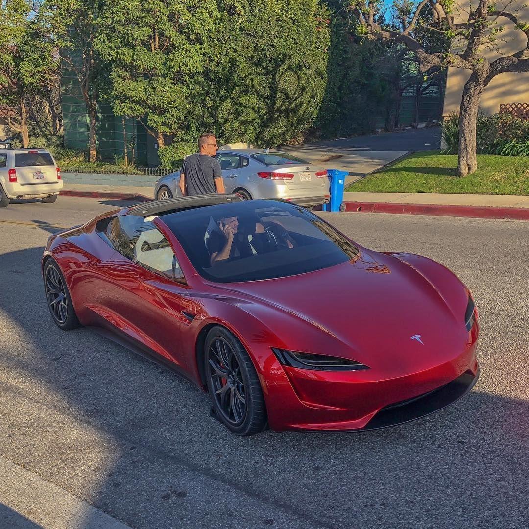 Tesla Roadster Tesla roadster, Hybrid car, Best hybrid cars