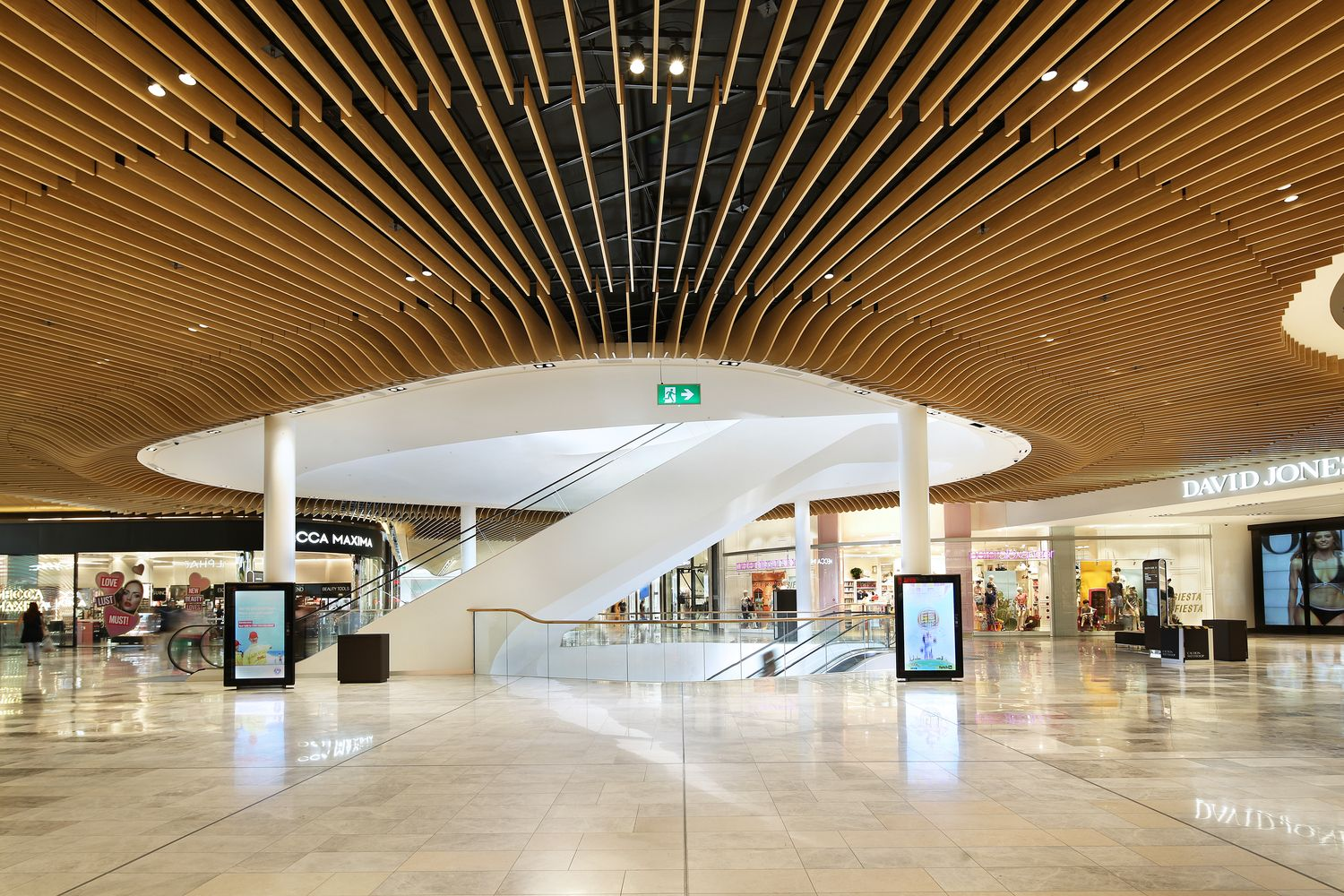Gallery Of Eastland Town Centre Acme 13 With Images