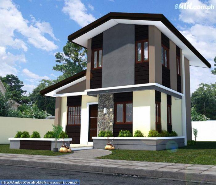 Modern Home Exterior Design Ideas 2017: Modern Zen House Design