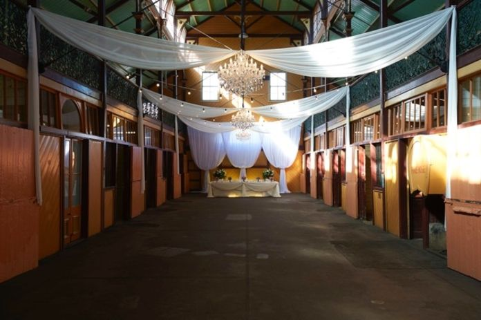 Starlight Chandeliers Provide Chandelier Hire Services To This Venue Arrangements Can Vary With Up