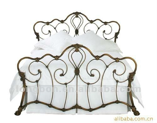 Top Selling Modern Artistic Wrought Iron Bed Buy Artistic