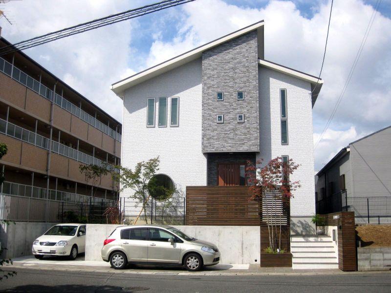 学園前スタイル15 奈良県 Natural Modernの外構 エクステリア 庭