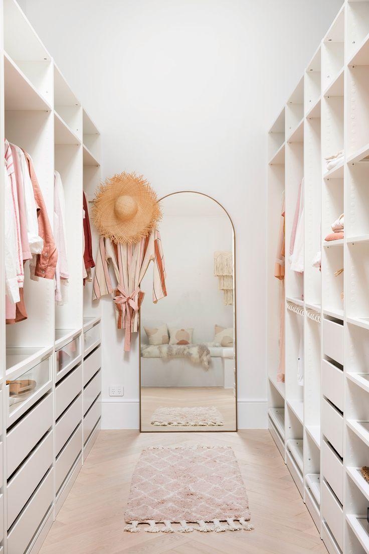 #Birds # Épisode #Are living # renovations IKEA walk-in closet #domestic #closet - Best WohnKultur Blog
