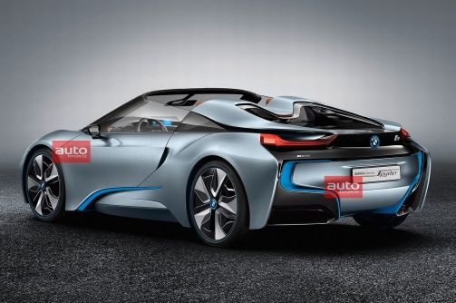 Bmw I8 Spyder Automobiles I Love Pinterest Bmw I8 Bmw And Cars