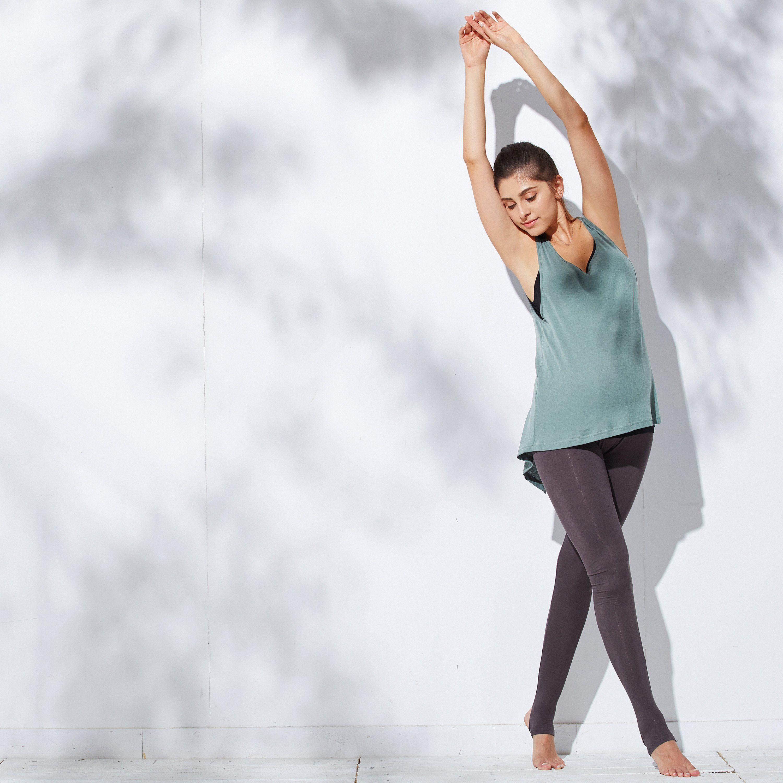 Maternity and Nursing Yoga Tank Top