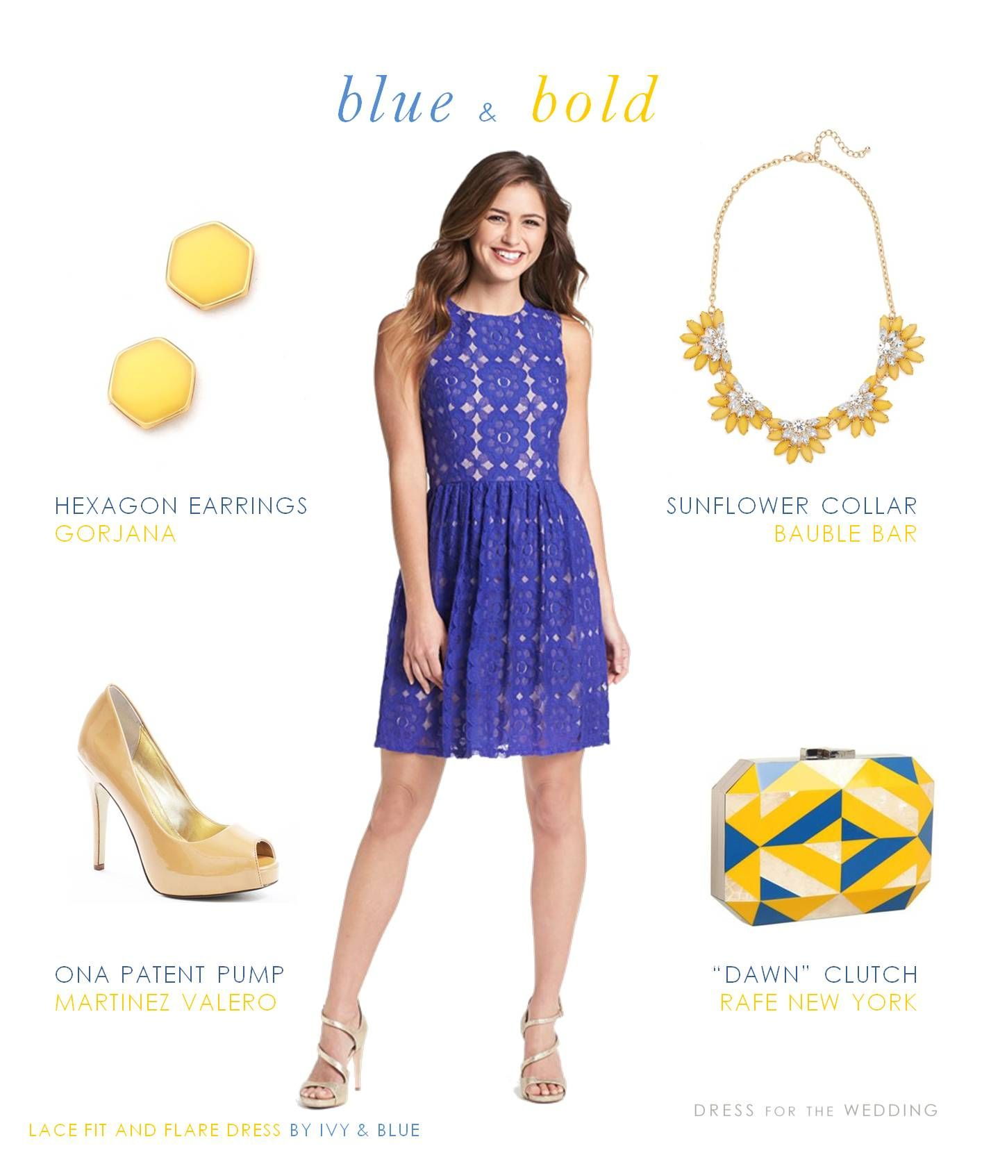 Black dress yellow accessories - What Color Accessories To Wear With Yellow Dress