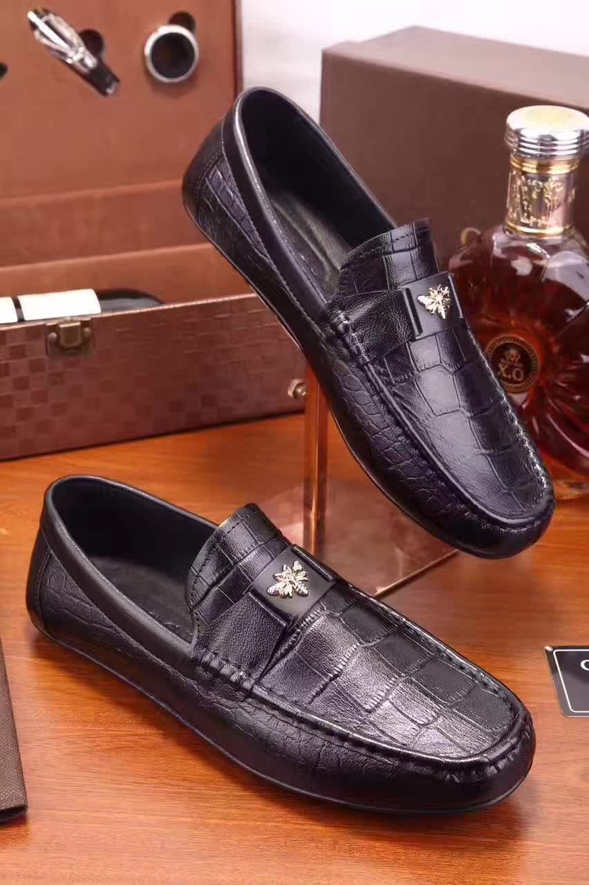 China Replica Fake Gucci Shoes Men