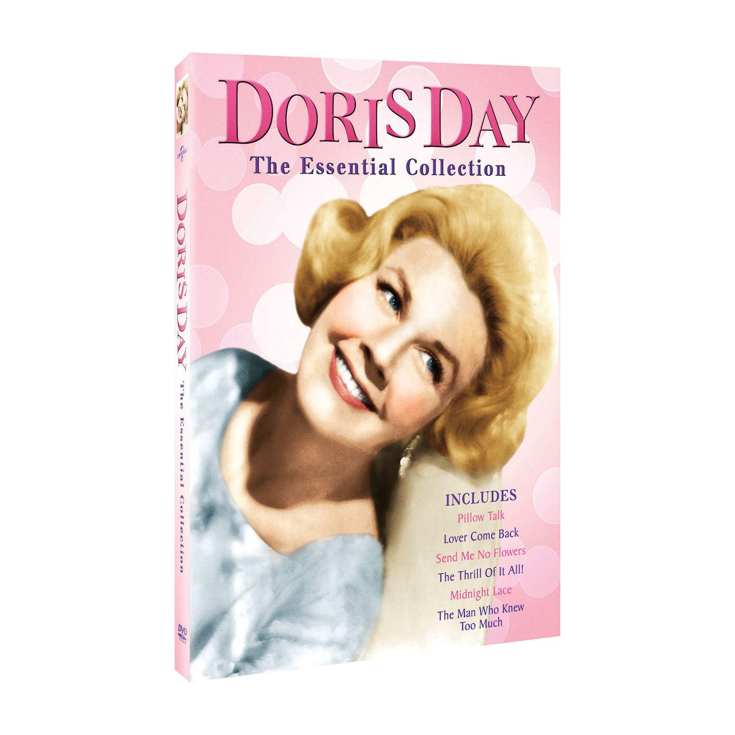 Doris Day: The Essential Collection Dvd #hollywoodlegends