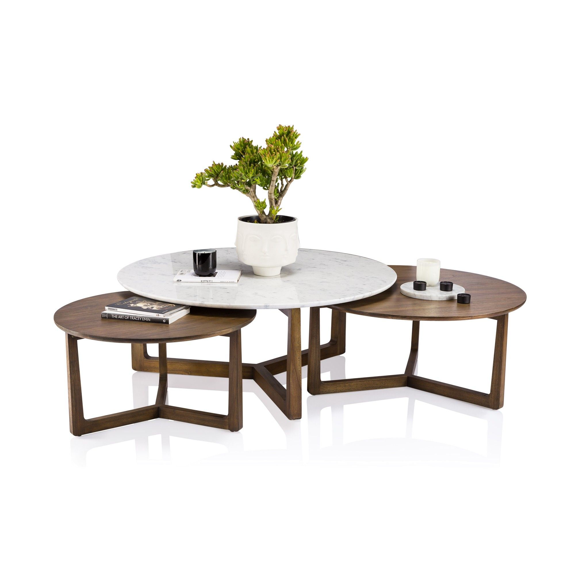 San Francisco Contemporary Interior Design Resource Coffee Table Round Wood Coffee Table Round Coffee Table [ 1200 x 1600 Pixel ]
