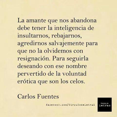 Carlos Fuentes.   Palabras, Carla fuentes, Poemas
