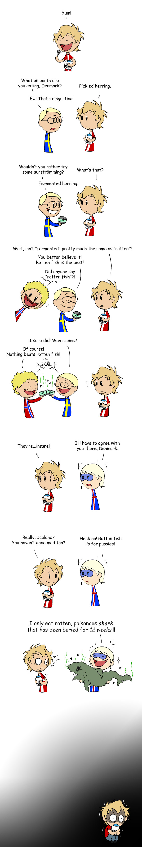 How It Is To Be Danish Scandinavia Country Jokes Nordic