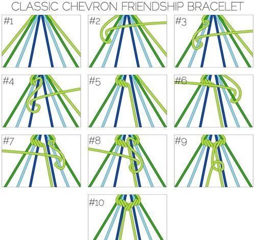 easy to make friendship bracelets dementia program ideas