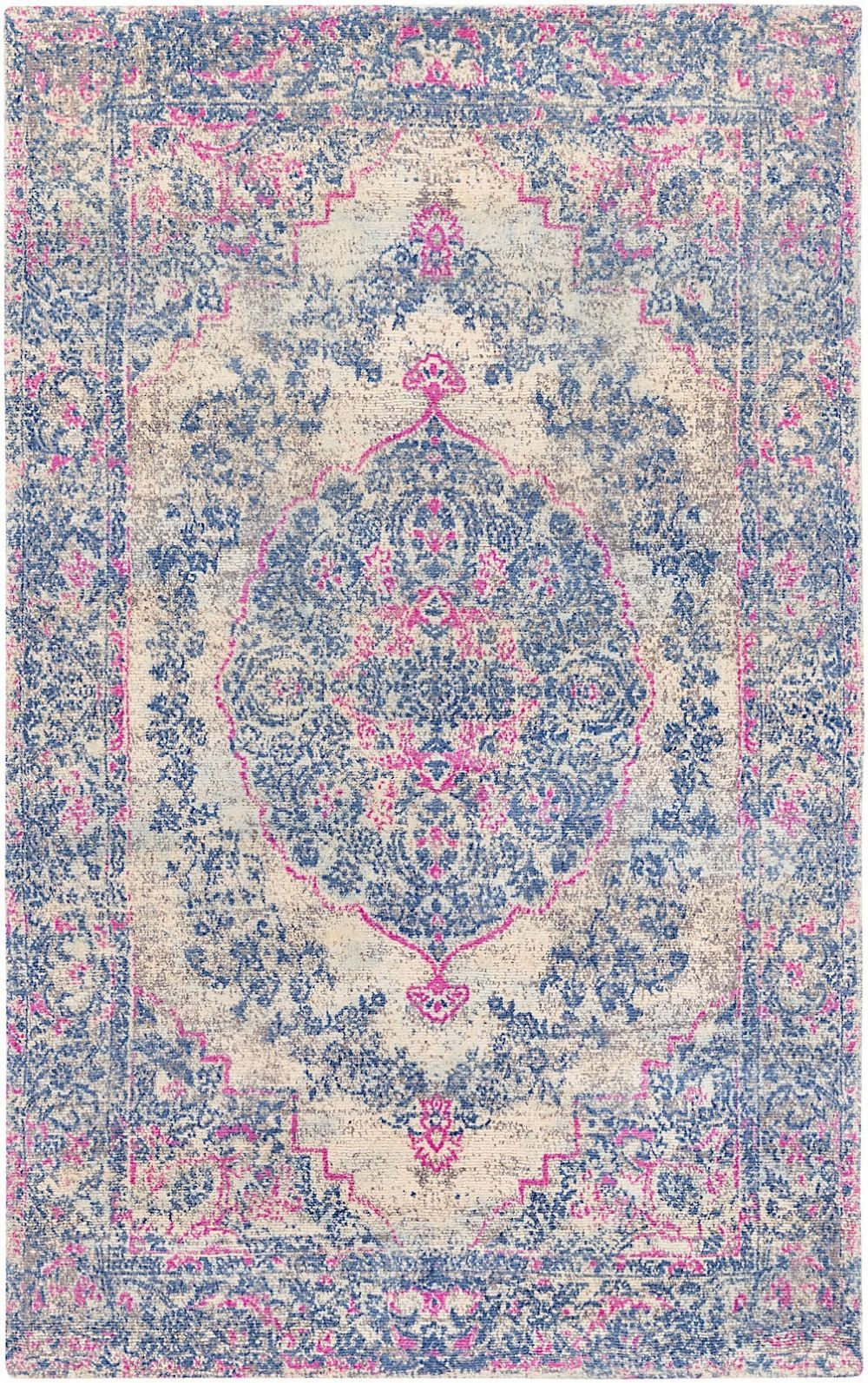 Rugpal Courtney Traditional Area Rug Collection Area Rug Collections Area Rugs Blue Rug