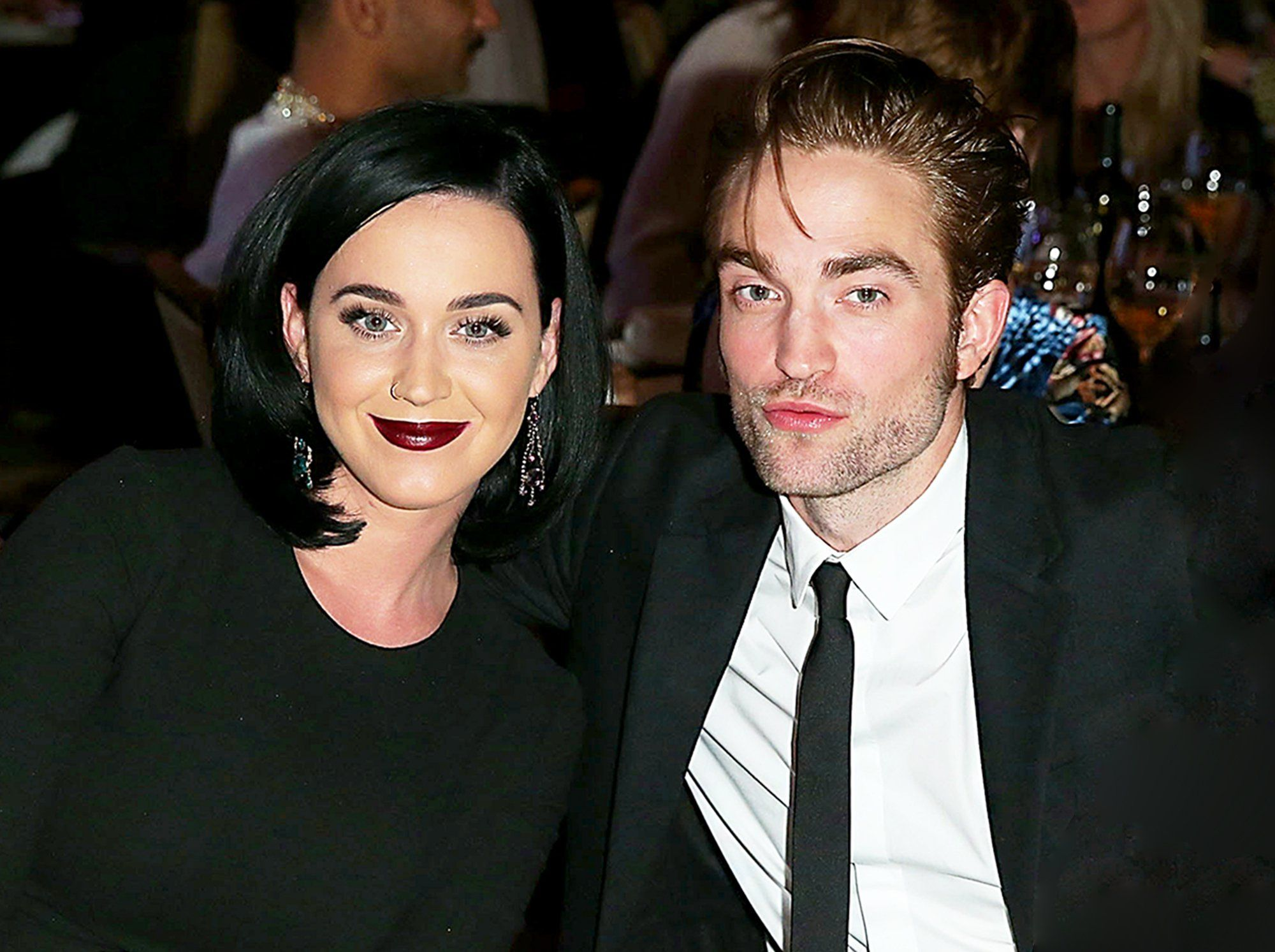 Robert Pattinson And Katy Perry Spotted Making Out