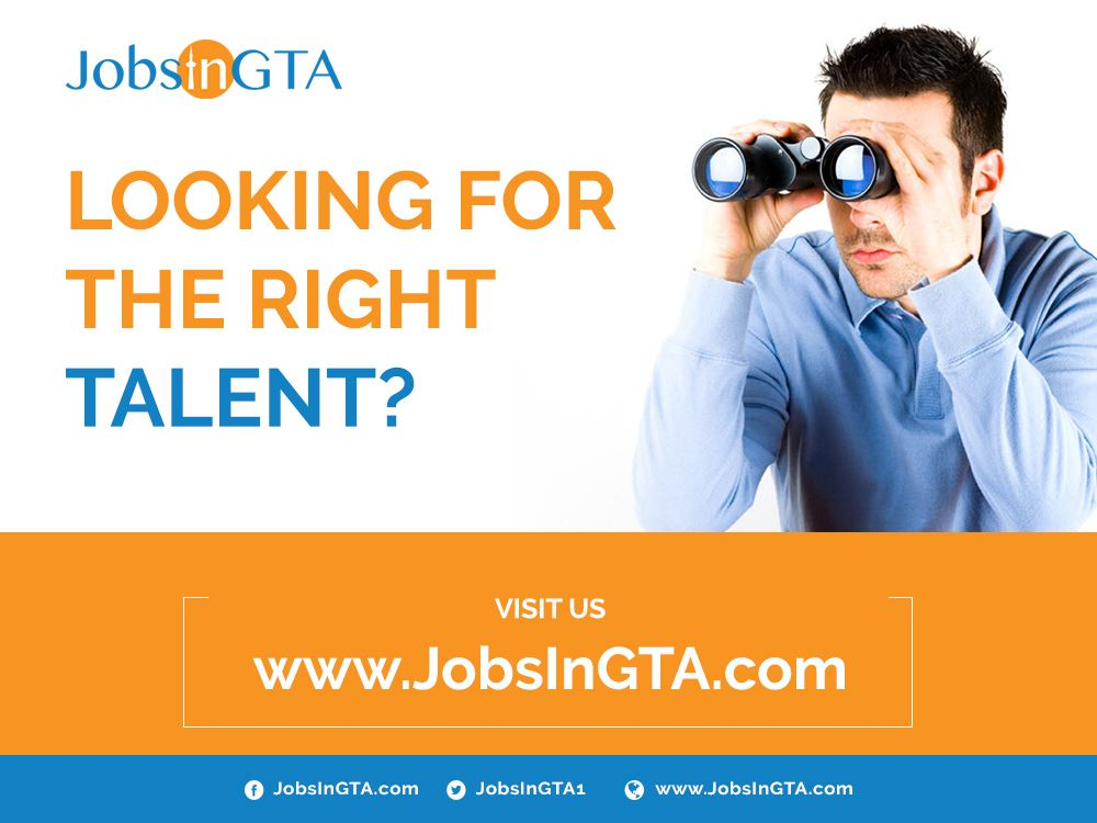 Jobs In Canada Job In Canada Jobs In Toronto Toronto Ontario