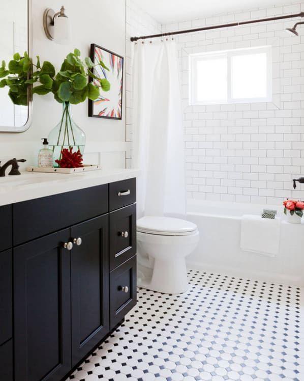 Photo of Dieser vielseitige Vintage-Klassiker ist überall im Badezimmer – New Ideas