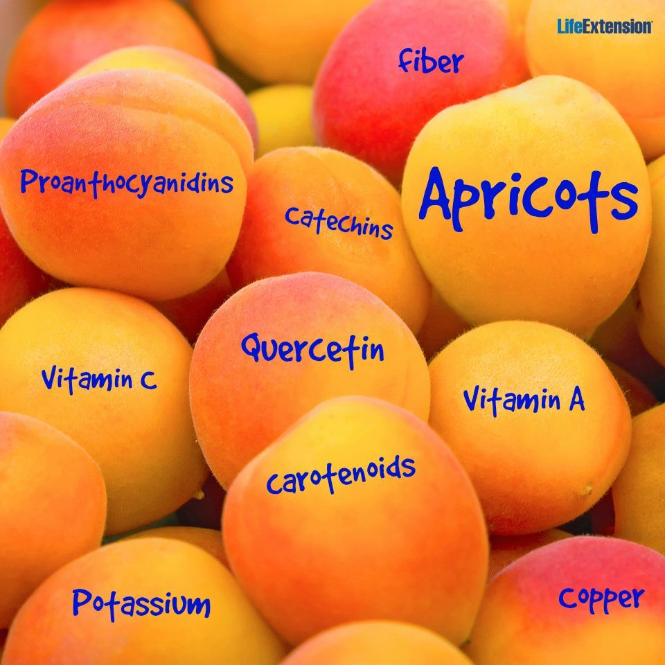 Apricots: health benefits and harm 58