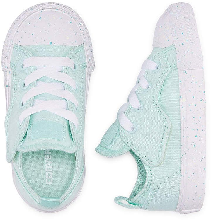 bf9d0f127dcd Converse Chuck Taylor All Star Simple Step-Ox Girls Sneakers - Toddler