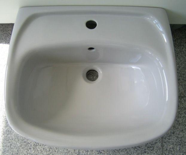 NOVO BOCH Waschbecken Waschtisch MANHATTAN GRAU 70 / 65 / 60 / 55 Cm · Bad ManhattanAll