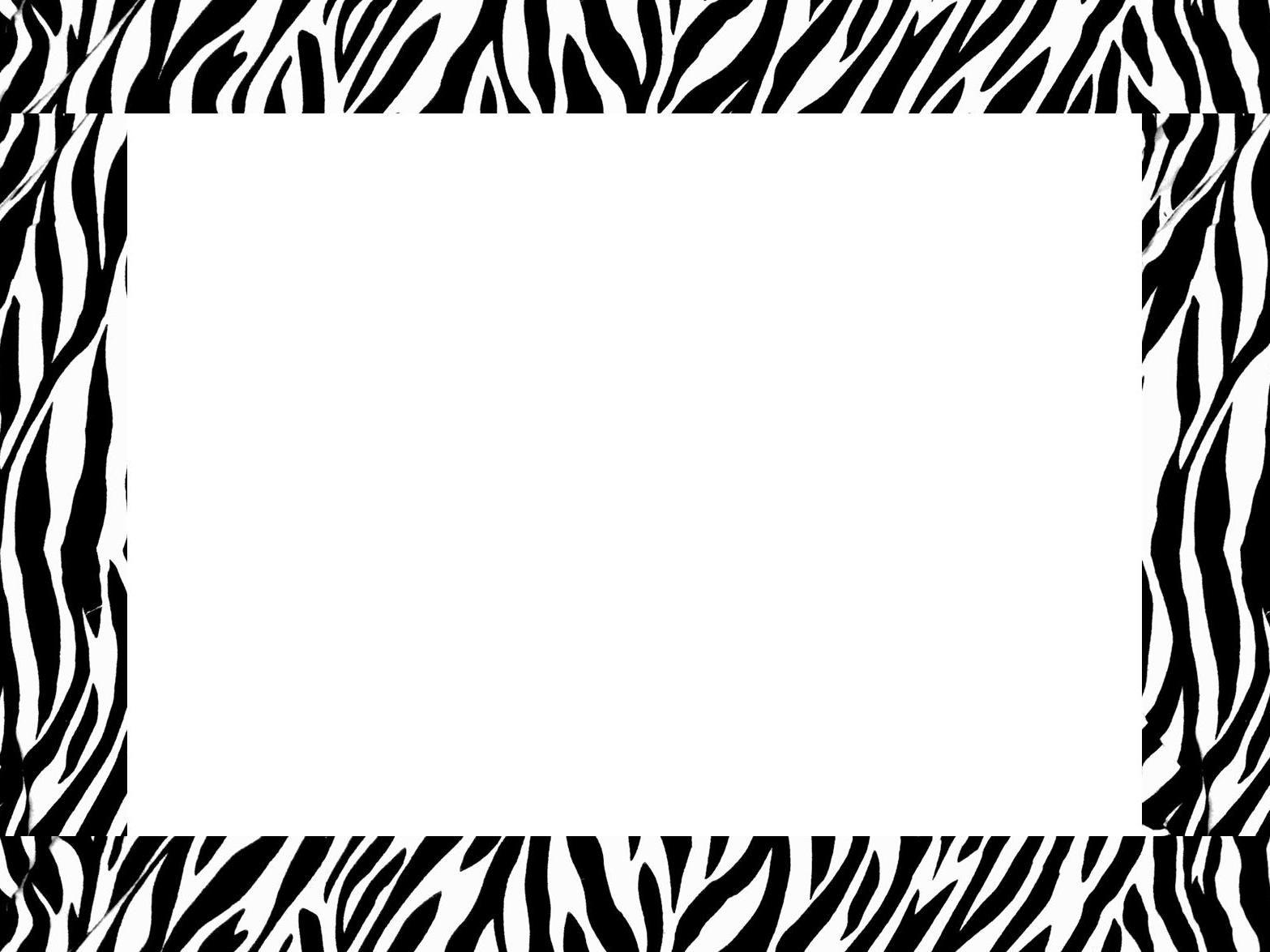 zebra border jpg 1 567 1 175 pixels classroom ideas pinterest rh pinterest com Pink Zebra Border Clip Art pink zebra border clip art