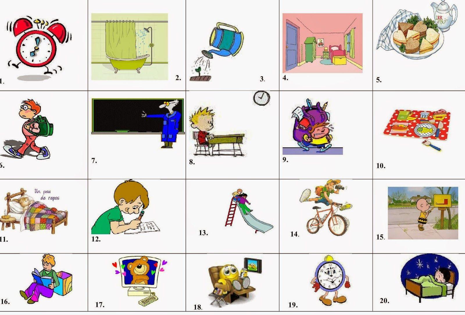 Images Et Quelques Activites A Exploiter En Class