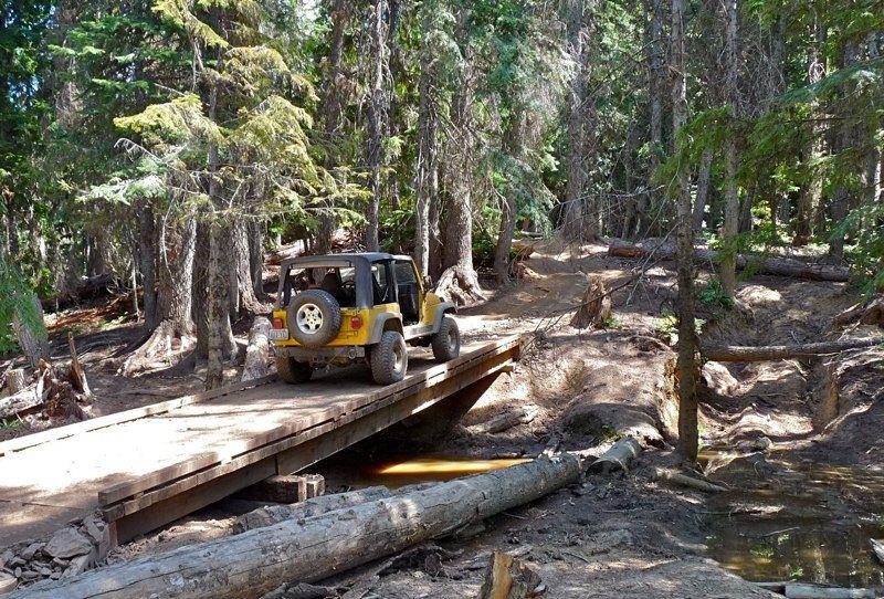 Where To Go Offroading In Washington State Jeepforum Com Jeep Trails Washington Washington State