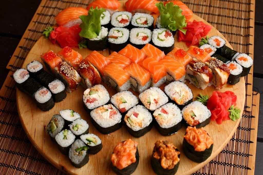 знают, все рецепты суши в картинках ик-спектрофотометрии