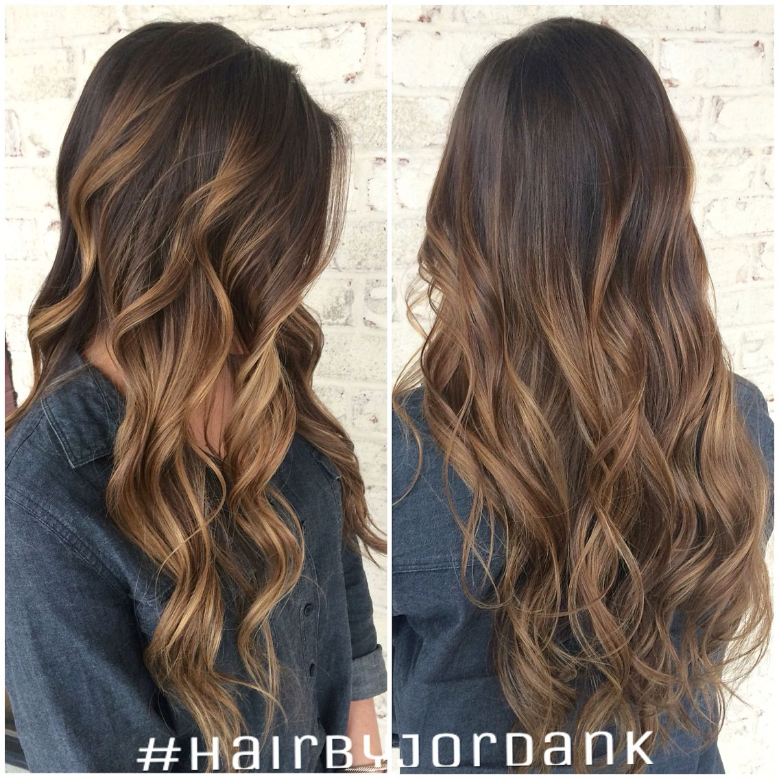 caramel balayage ombre gorgeous hair pinterest balayage braunes haar braune haare und. Black Bedroom Furniture Sets. Home Design Ideas