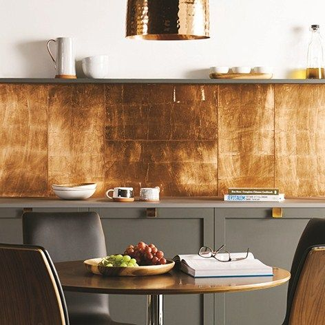 Amazing Copper Leaf From Originalstyle Com Modern Kitchen