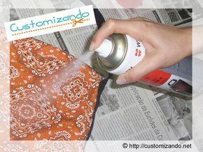Dica legal para quem quer saber como impermeabilizar bolsas de tecidos. A impermeabilização ajuda a proteger o tecido contra eventuais acidentes. Mais
