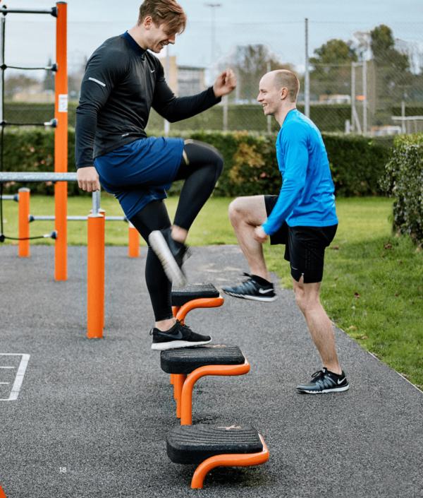 Maquinas De Ejercicios Kompan Para Uso Exterior Equipos Biosaluables Panama Http Www Playtimepan Outdoor Fitness Equipment Outdoor Gym Outdoor Gym Equipment