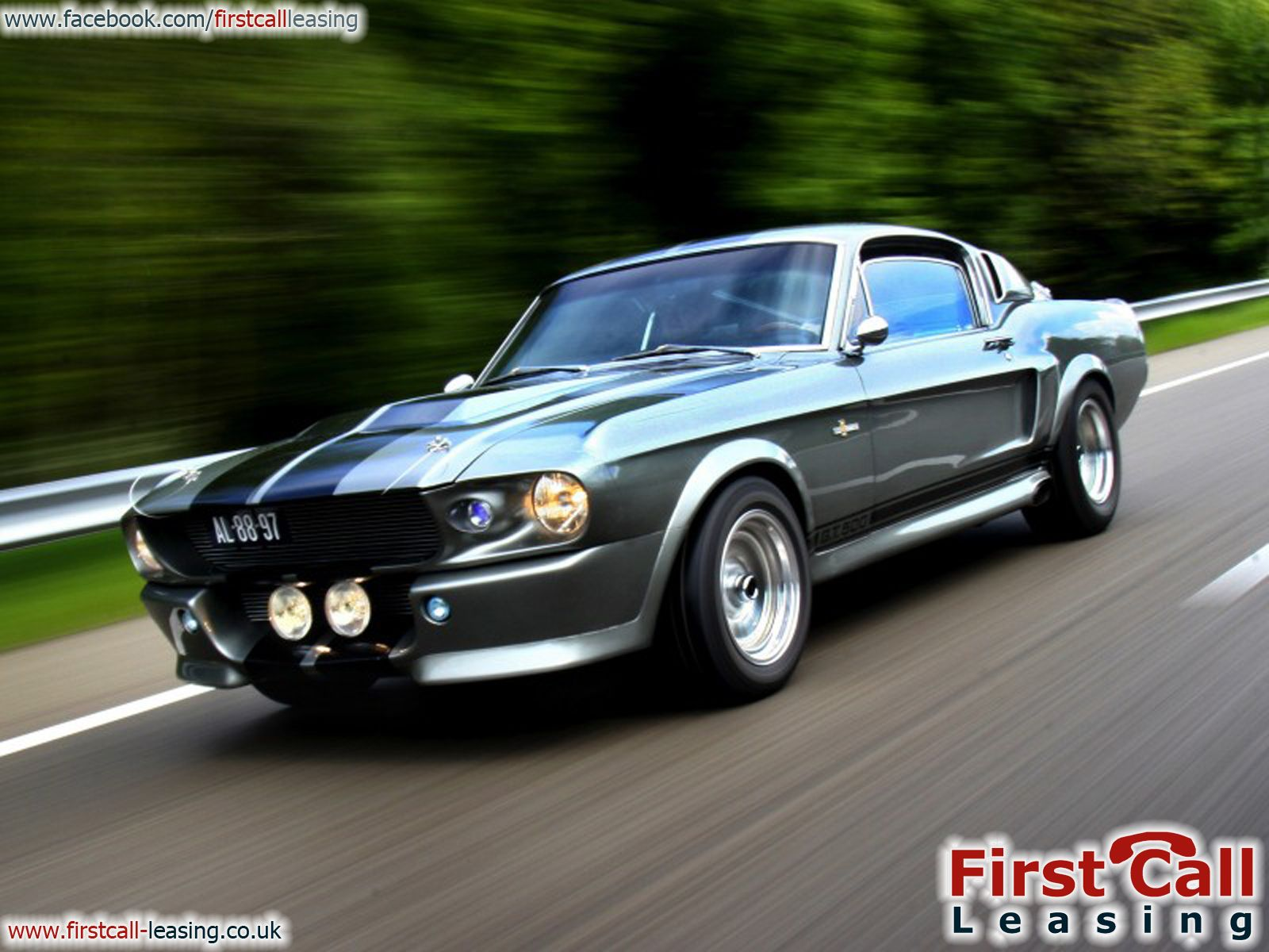 Eleanor 1964 shelby mustang gt500