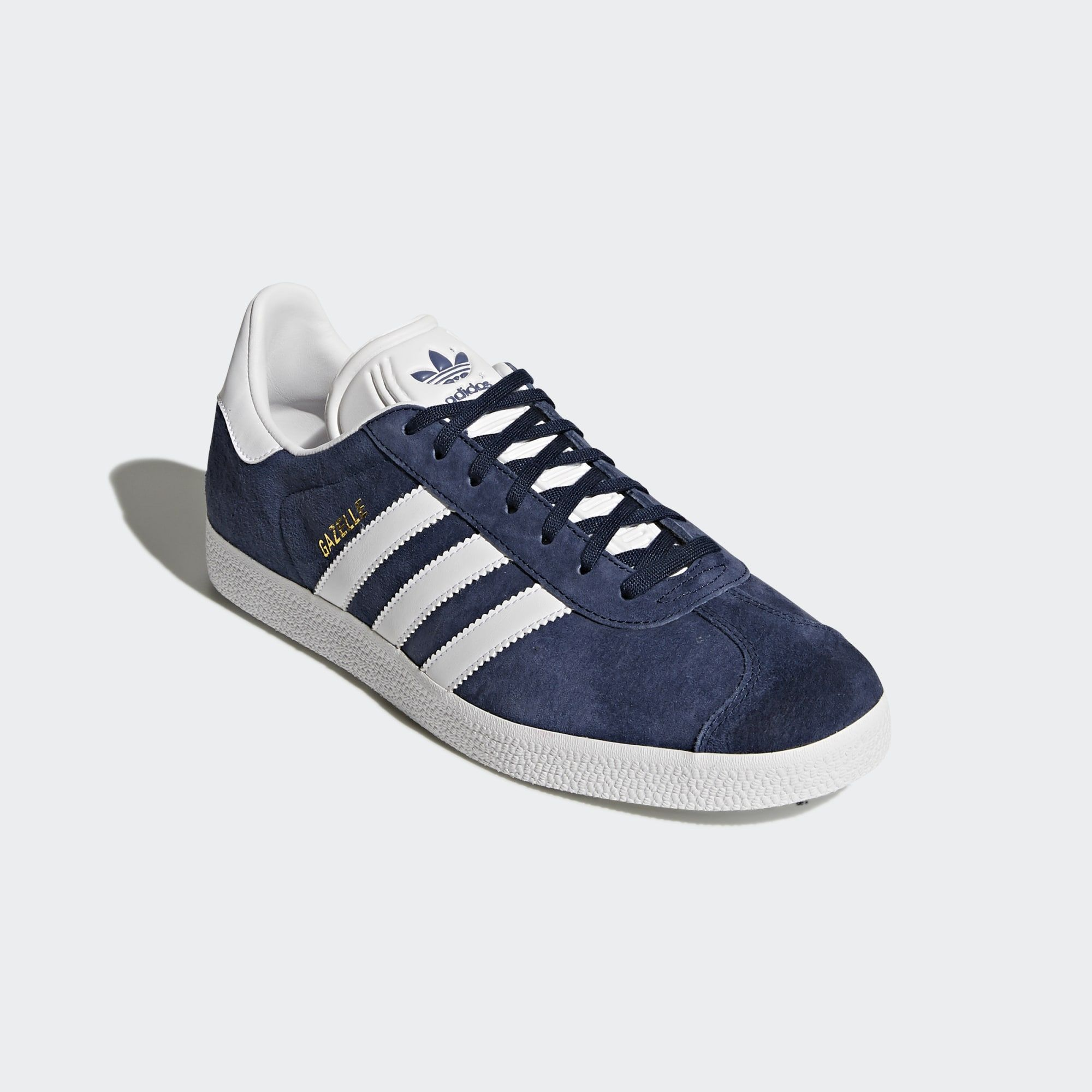 Adidas Gazelle Shoes Blue Adidas Us In 2021 Sneakers Men Fashion Blue Adidas Boots Men