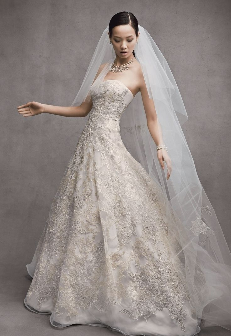 Oleg Cassini Wedding Gowns | Oleg cassini wedding gowns, Gowns and ...