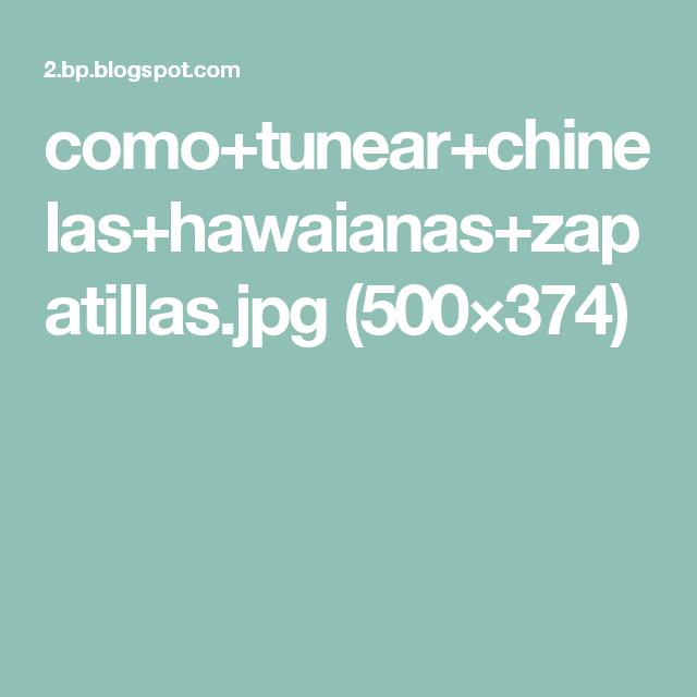 como+tunear+chinelas+hawaianas+zapatillas.jpg (500×374)