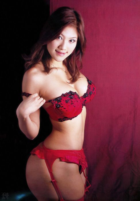 Thick curvy asians