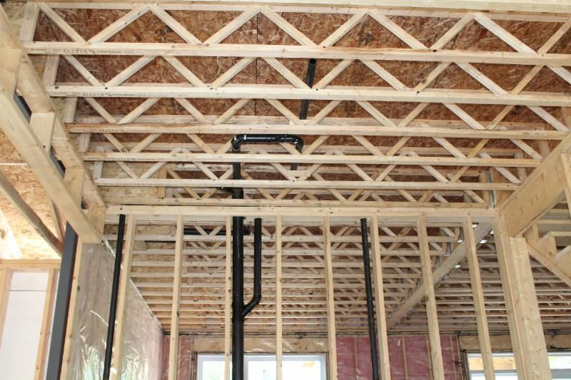 Solive ajourée Triforce - mécanique du bâtiment construction