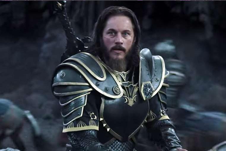 Travis Fimmel Unofficial Travis Fimmel Vikings Travis Fimmel Warcraft Movie