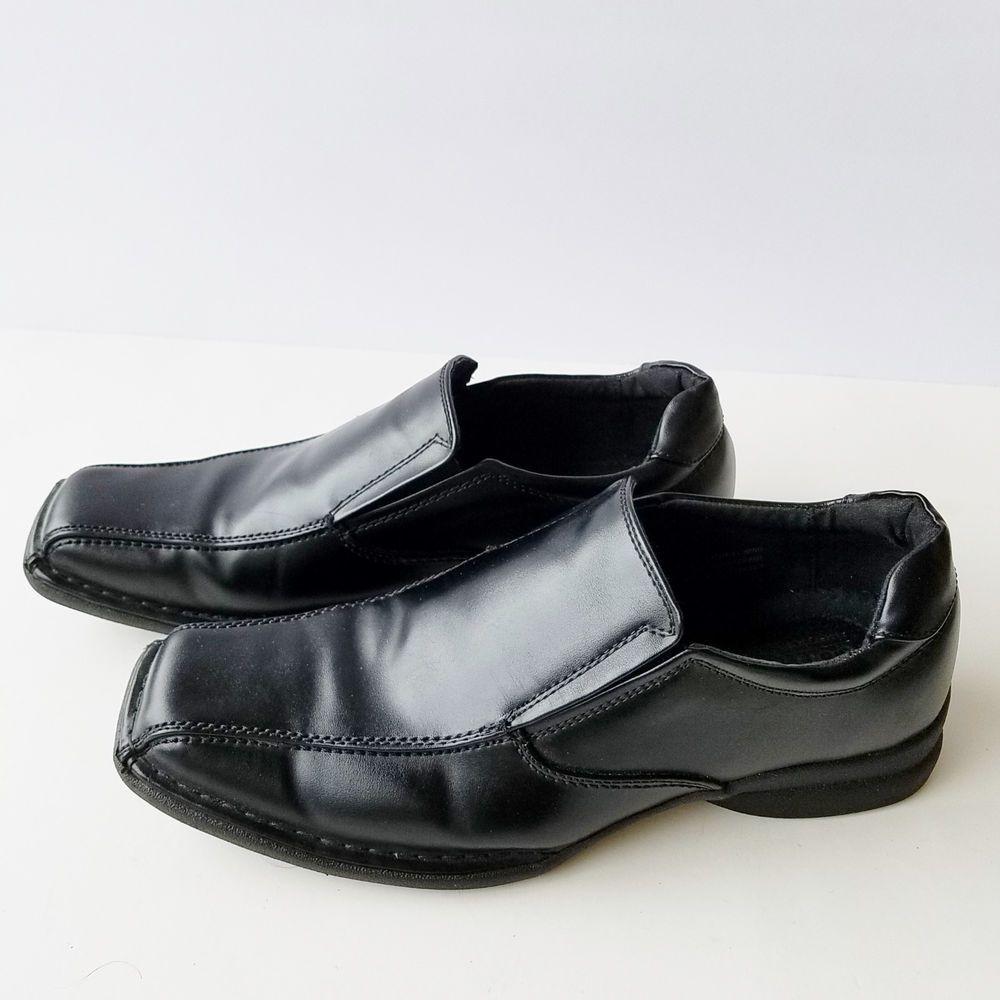 Dexter Comfort Memory Foam Mens Black Shoes Loafers Slip On Size 6 5 Dress Shoes Men Mens Black Dress Shoes Skechers Black Shoes [ 1000 x 1000 Pixel ]