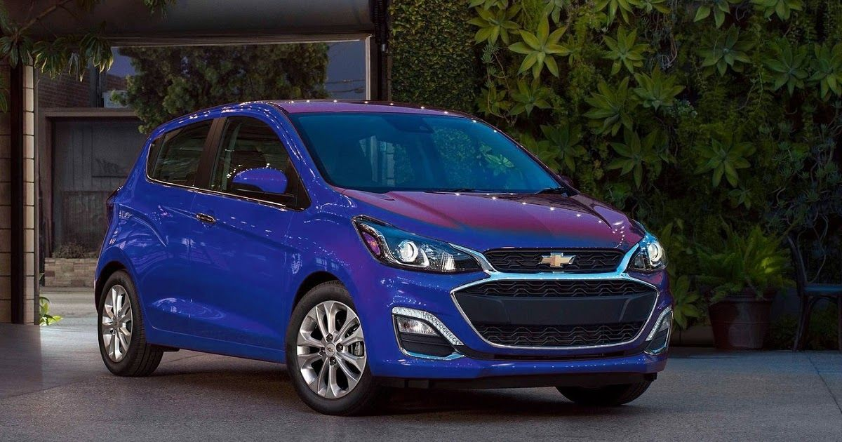 2019 Chevy Spark Gets A Facelift An Updated Face And New Available Active Safety Technology For The 2019 Spa Chevrolet Spark Chevrolet Aveo Chevrolet Spark Ls