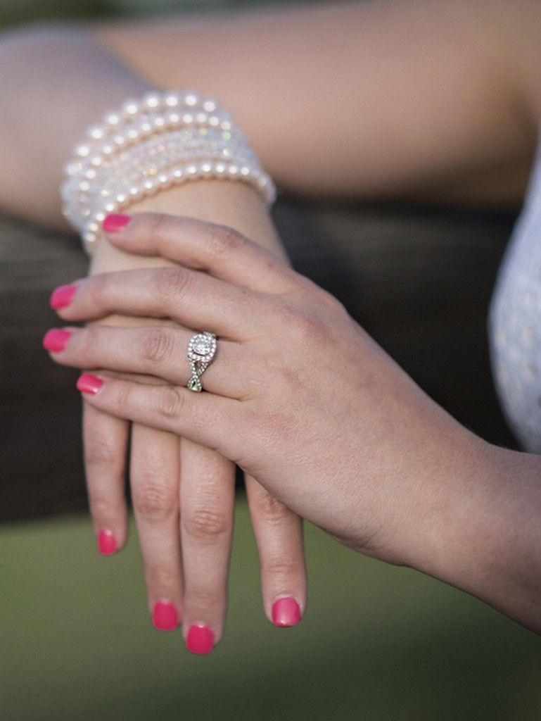 Spring Engagement in North Carolina by HMK Photography | Pinterest ...
