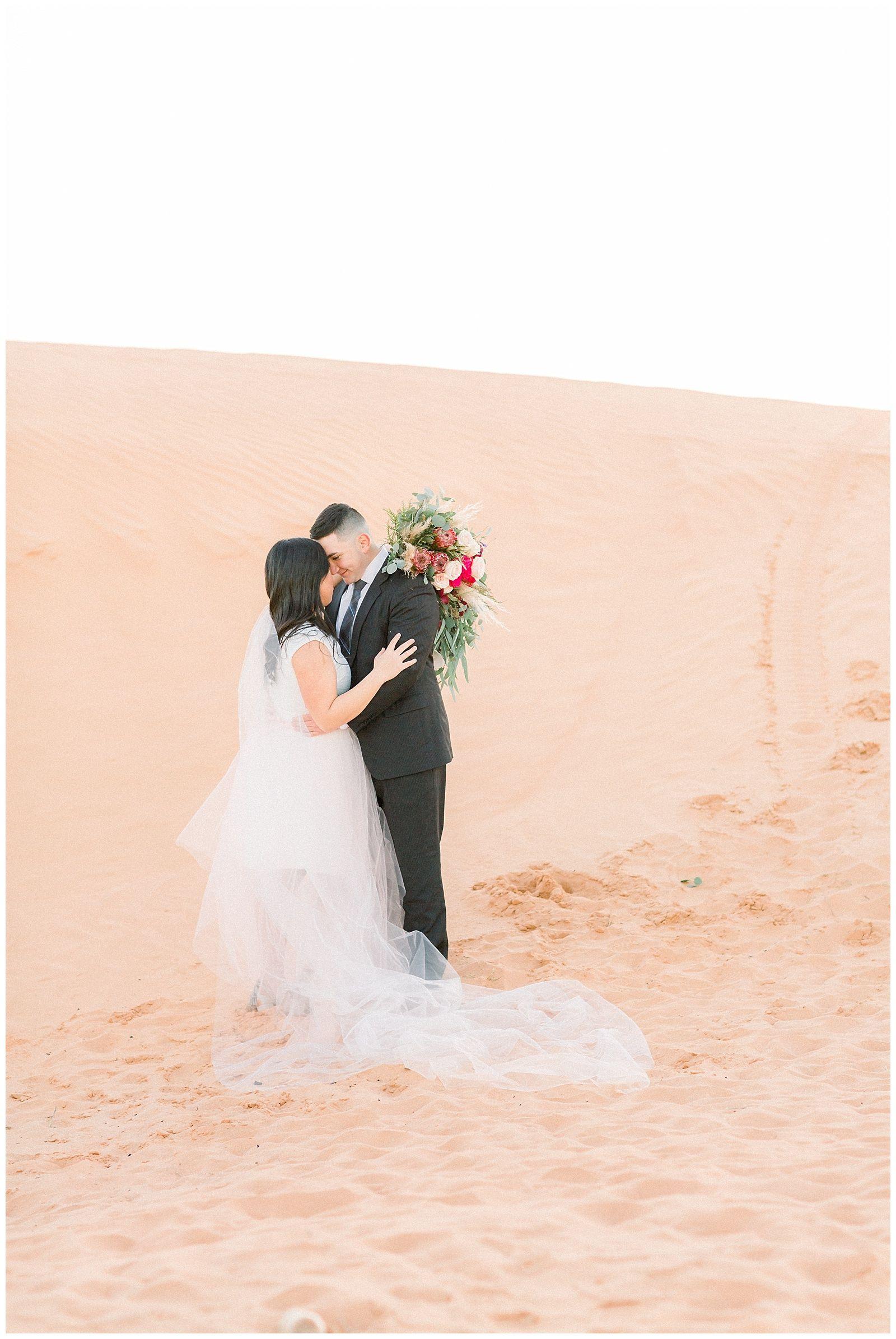 Red Sands El Paso Tx Yasmin Jered Jaz Theo Austin Wedding Photographer San Antonio Weddings Austin Wedding