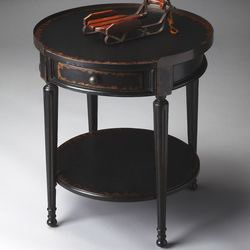 Butler Masterpiece Oval Accent Table Wayfair