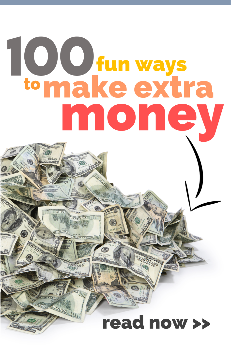 100 Clever Ideas to Earn Extra Money and Boost Your Income | Extra ...