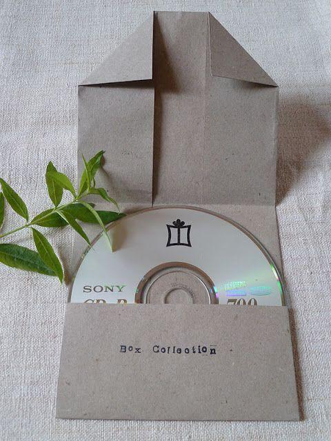 DIY CD Case