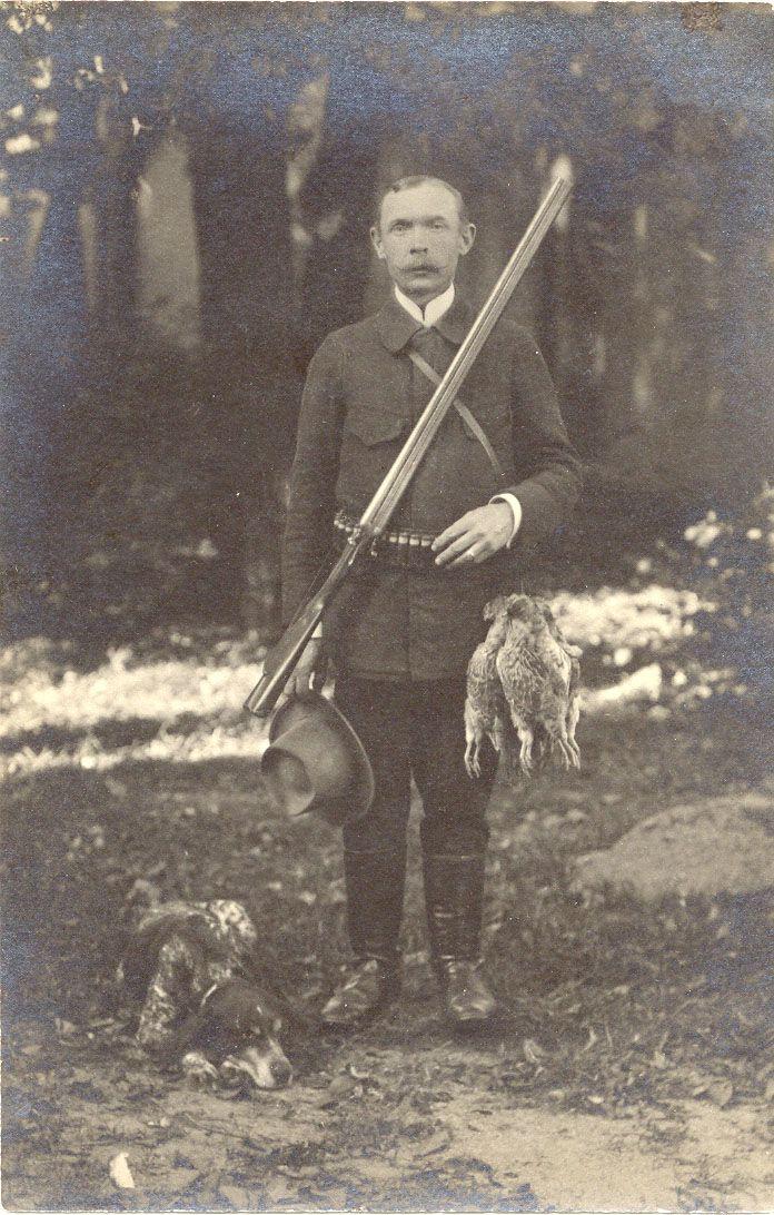 Gamekeeper. Wszeliwy (?) ca.1895.