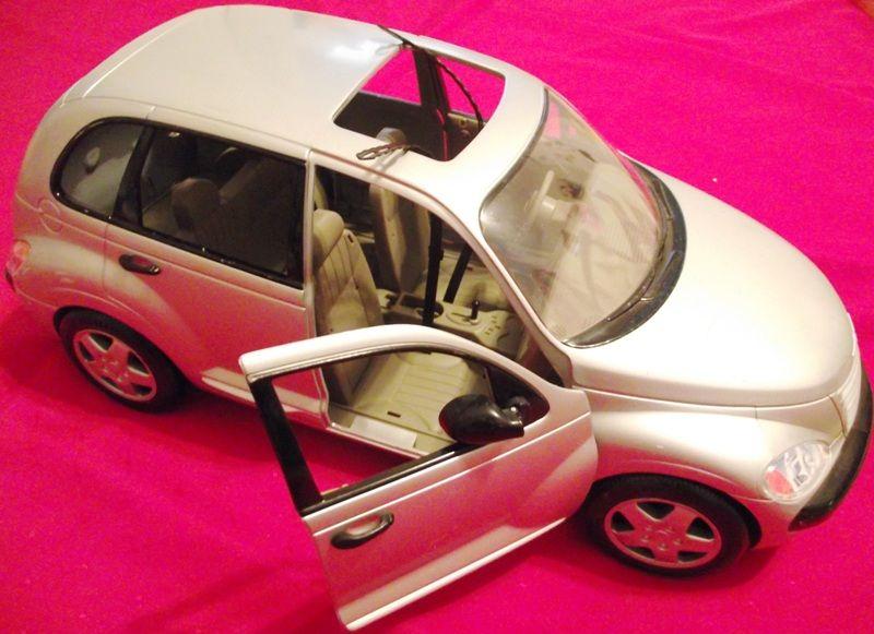 barbie pt cruiser car in ashley_maries garage sale in delta british columbia for 600