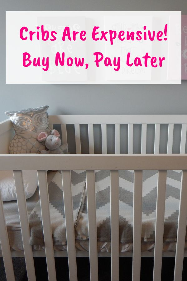 Buy a Baby Crib Now, Pay Later | Baby cribs, Cribs, Cute ...